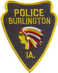 Police Burlington Iowa