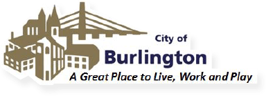 City of Burligton A Great place to live work and play