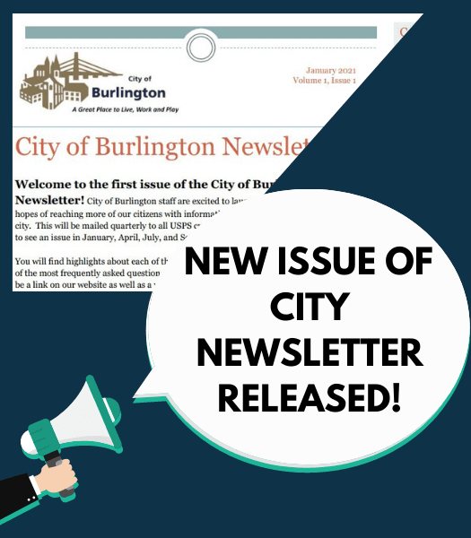 Announcement! City Newsletter Coming Soon! (3)